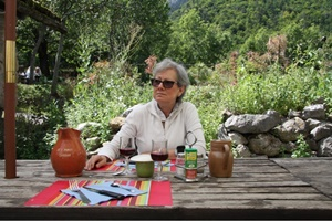 La scrittrice Roberta Fasanotti