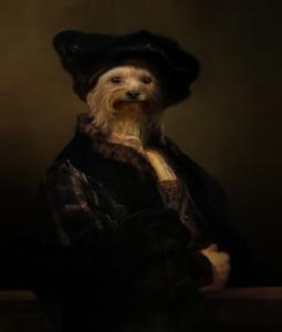 """Ettore Aldo Del Vigo, """"Rembrandt's delirium"""" (Per gentile concessione di Ettore Aldo Del Vigo)"""