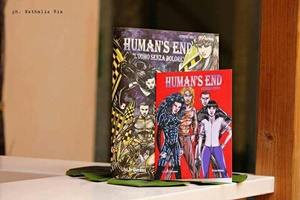 """""""Human's end"""" di Lisa Di Giovanni e Marco Sciame (Ph. Nathalie Ria)"""