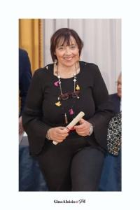 """Ketty D'Echabur riceve il Premio Letterario Nazionale """"EquiLibri"""" - Edizione 2018"""