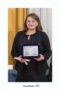 """La scrittrice Lisa Di Giovanni al Premio Letterario Nazionale """"EquiLibri"""" - edizione 2018"""