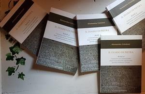 """Alessandra Cotoloni, """"Il Diario di Pietra"""" (Edizioni Il Papavero)"""