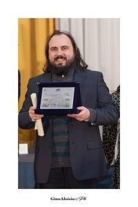 """Lo scrittore Alessandro Ticozzi al Premio Letterario Nazionale """"EquiLibri"""" - edizione 2018"""