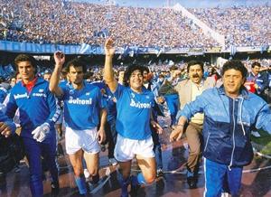 Il Napoli vince il suo primo scudetto (1986-1987)