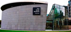 Il Van Gogh Museum di Amsterdam