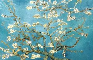 """Vincent Vn Gogh, """"Mandorlo in fiore"""" (1890)"""