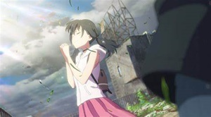 """Weathering With You"" di Makoto Shinkai"