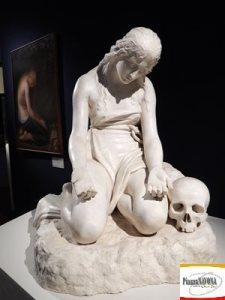 """Antonio Canova, """"Maddalena penitente"""" (Ph. Chiara Ricci)"""