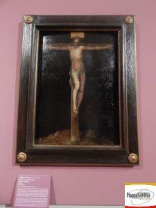 """Marco Pino, """"Cristo vivo sulla crocce"""" (1570-1580), olio su tavola - Collezione privata (Ph. Chiara Ricci)"""