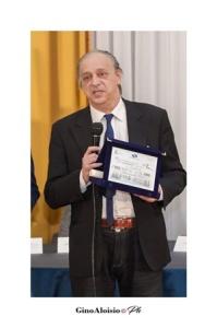"""Lo scrittore Riccardo Dri riceve il Premio Letterario Nazionale """"EquiLibri"""" - edizione 2018"""