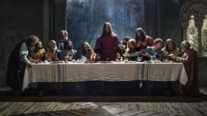 """Una scena del film """"Io, Leonardo"""" diretto da Jesus Garces Lambert"""