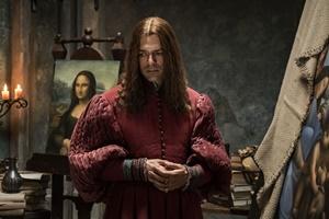 """Luca Argentero in """"Io, Leonardo"""" diretto da Jesus Garces Lambert"""