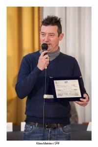 """Lo scrittore Emanuele Grandi riceve il Premio Letterario Nazionale """"EquiLibri"""" - edizione 2018"""