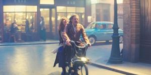"""Una scena del film """"La belle époque"""" di Nicolas Bedos"""