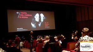 """Festa del Cinema di Roma: poco prima della proiezione del film """"The Irishman"""" di Martin Scorsese nella Sala Petrassi (Ph. Chiara Ricci)"""
