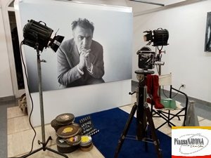 """La mostra """"Federico Fellini"""" (Ph. Chiara Ricci)"""