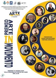 Premio Arte in Movimento 2019