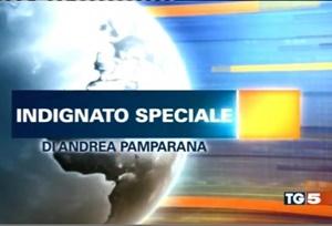 """""""L'Indignato Speciale"""" - Rubrica del Tg5"""