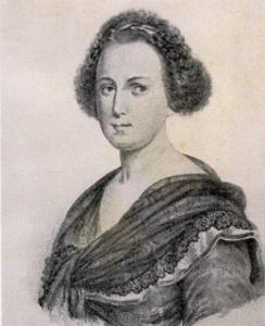 Un ritratto di Eleonora Pimentel Fonseca