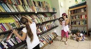 """Bambini nella Biblioteca """"Annalisa Durante"""""""