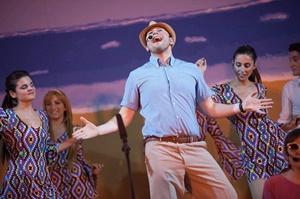 """Guido Mastroianni in """"Sapore di Mare - Il Musical"""" (Per gentile concessione di Guido Mastroianni)"""