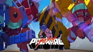 """Promare"" diretto da Hiroyuki Imaishi"