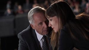 """Fabrice Luchini e Anaïs Demoustier in """"Alice e il sindaco"""" di Nicolas Pariser"""
