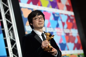 Il regista Diao Yinan