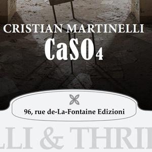 """Cristiano Martinelli, """"CaSO₄"""" (96, rue de La Fontaine - 2019)"""
