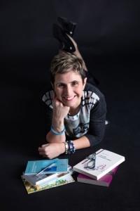 La scrittrice Marzia Astorino