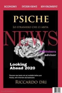 """Riccardo Dri, """"Psyche, lo straniero che ci abita"""" (Eden Editori)"""