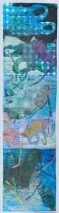 "Agusta Agustsson, ""Plastic Sea, Prayer Flag"""