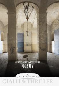 """Cristiano Martorelli, """"CaSO₄"""" (96, rue de La Fontaine - 2019)"""
