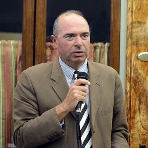 Marco Severini, scrittore e docente di Storia dell'Italia contemporanea - Università di Macerata (Per gentile concessione del Professor Marco Severini)