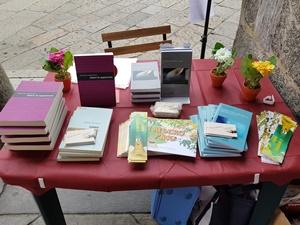 I libri della scrittrice Marzia Astorino