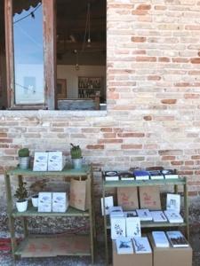 I libri della Aras Edizioni al Bastione Sangallo - Fano (PU)