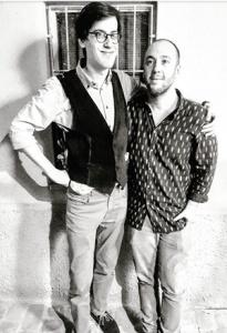 Roberto Ugolini e Alessandro Ciacci