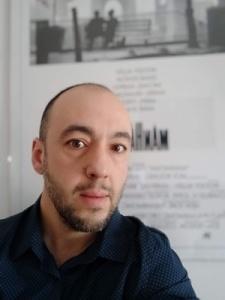 Lo scrittore Roberto Ugolini (Per gentile concessione di Roberto Ugolini)